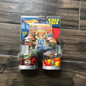 HOT WHEELS World Race Ring of Fire Switchback